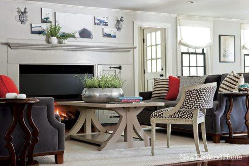 Amy Meier living room