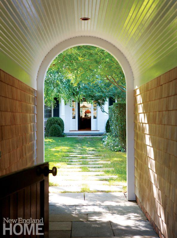 Patrick Ahearn Edgartown Entrance