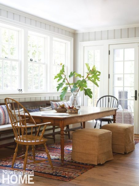 Patrick Ahearn Edgartown Breakfast Nook