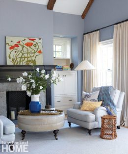 Patrick Ahearn Edgartown Master Bedroom Sitting Area