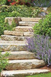 Jim Douthit Granite Steps
