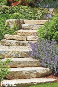 Jim Douthit Granite Steps