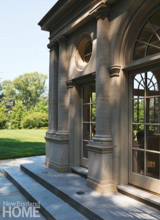 Bereznicki Associates Outdoor Pavillion Architectural Details