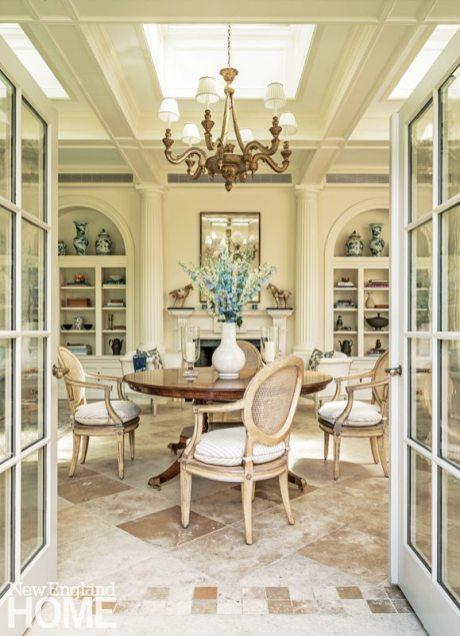 Bereznicki Associates Outdoor Pavillion Great Room Dining Area
