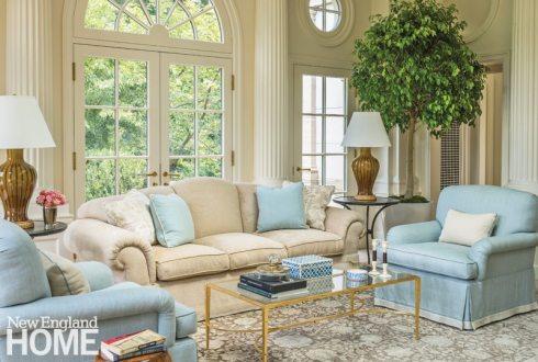 Bereznicki Associates Outdoor Pavillion Great Room Sitting Area