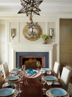 Noroton Harbor Dining Room