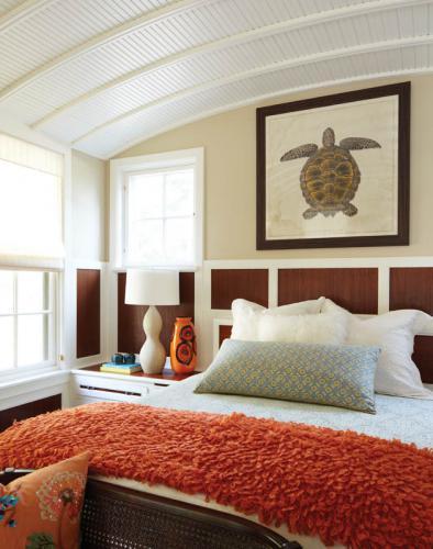 Noroton Harbor Guest Bedroom