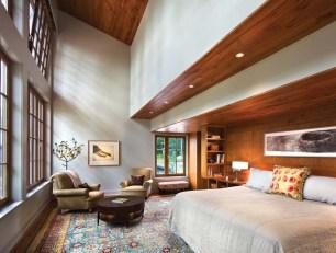 Mark Simon bedroom