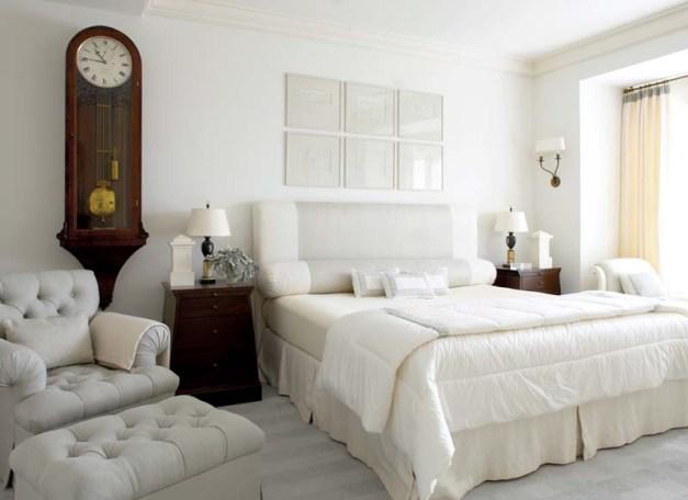 Nannette Lewis bedroom