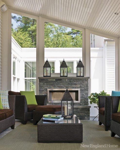 Susan B. Acton Interiors porch