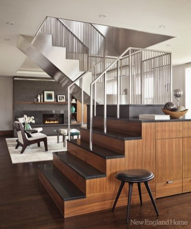 Hacin + Associates stairs