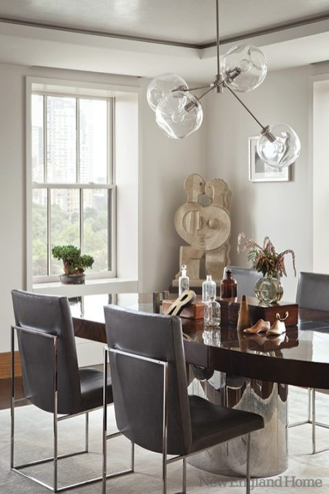 Hacin + Associates coffered table