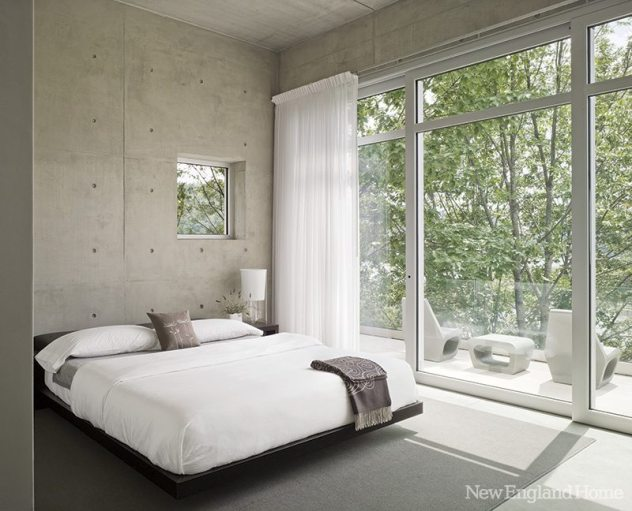 Gilberte Interiors master suite