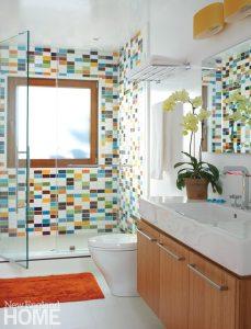 Hutker-Lopez-MarthasVineyard Pool House Bathroom