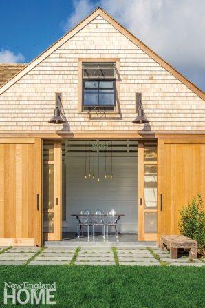 Kimberly Mercurio Cape Cod Landscape Design Barn
