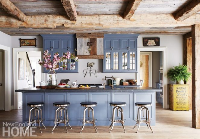 Perkins Morris Litchfield County Kitchen