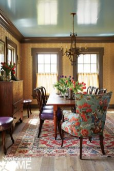 Perkins Morris Litchfield County Dining Room