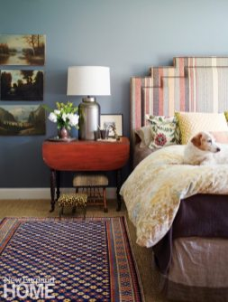 Perkins Morris Litchfield County Master Bedroom