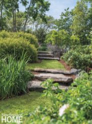 Jamestown Shingle Rock Steps