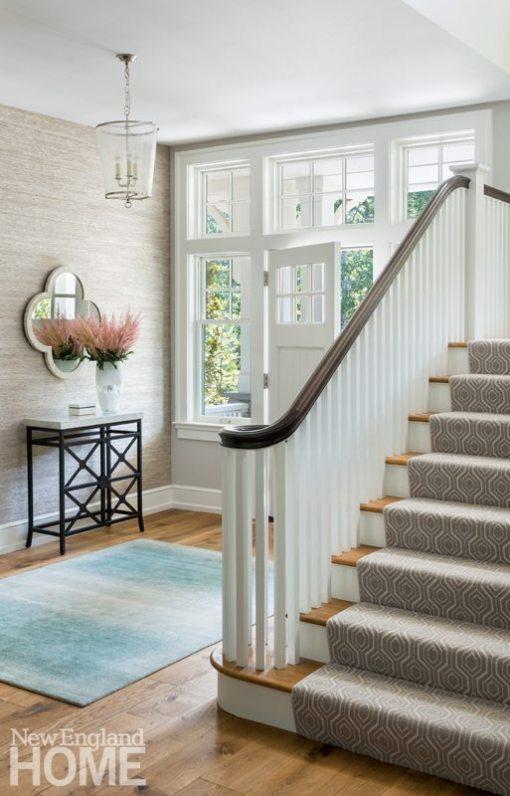 Dan Koppen Rhode Island Shingle Style Entryway