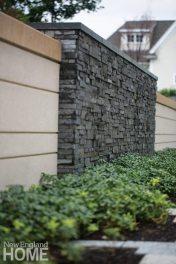 Gregory Lombardi contemporary landscape stone work