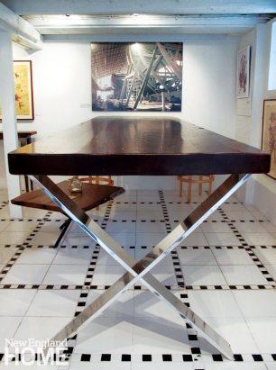 JS Gallery Wellflleet, Massachusetts, Table