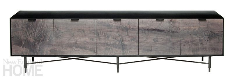 Tod Von Mertens Long and Low Credenza