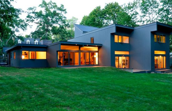Lexington Modernist Exterior