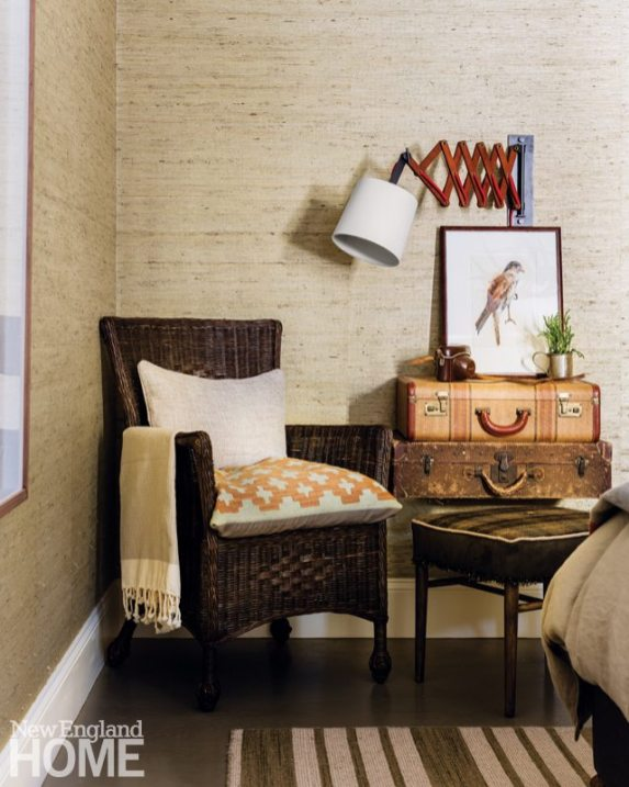 Neutral and Sophisticated home in Concord, Massachusetts Guest Room