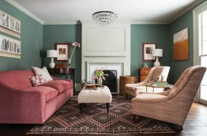 An Antique-Filled Home with Personal Style