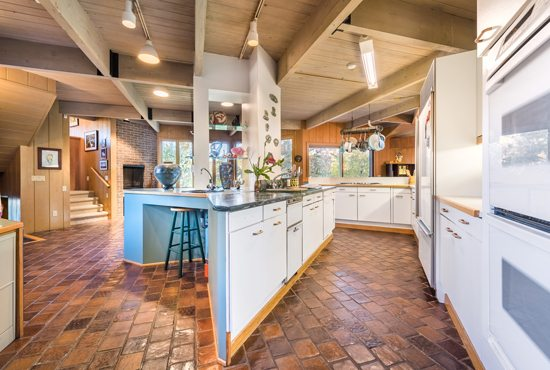 Charles Moore Mid-Century Modern Kitchen