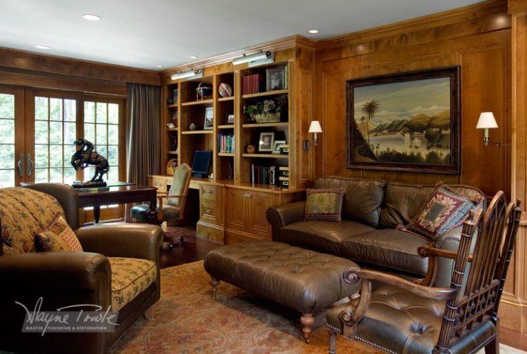 Wayne Towle Wood and Furniture Refinishing Study