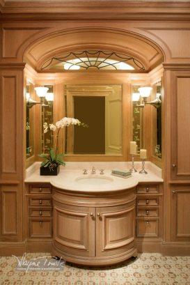 Wayne Towle Wood and Furniture Refinishing Bathroom
