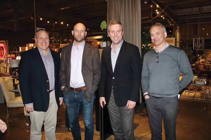 Lillian August Luxury Living Talk Bill Green, Tye Schlegelmilch, Paul Mattus, and Dan Weiss
