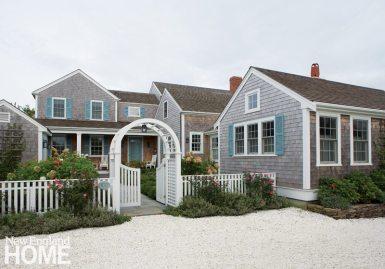 Nantucket Home Exterior