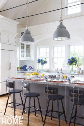 Nantucket Home White Kitchen