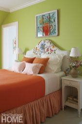 Nantucket Home Guest Room Bed