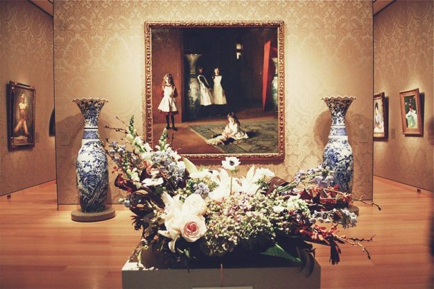 Art in Bloom, Museum of Fine Arts