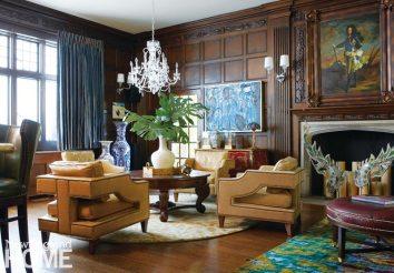 Kellie Burke Living Room