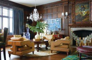 Designer Kellie Burke's Home