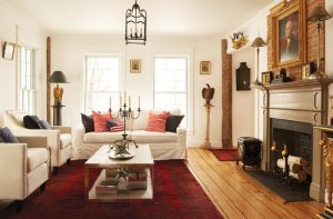 A Colonial-Era House Gets a Make-Over