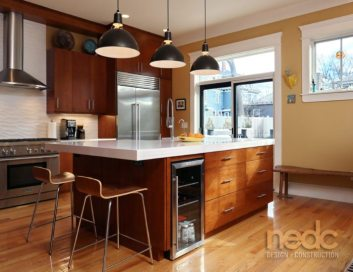 Kitchen Trends: New England Design and Construction Pendant Lighting
