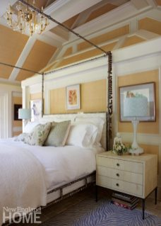 Renovated Barn Master Bedroom