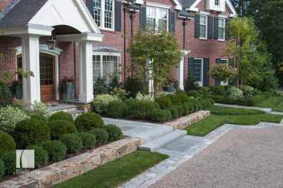 a Blade of Grass Formal Wellesley Colonial Approach