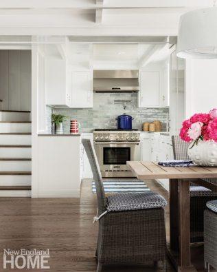 Cape Cod Cottage Kitchen