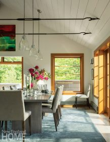 Stowe Vermont Dining Area