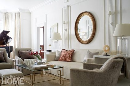 Gauthier Stacy Hingham Neutral Living Room