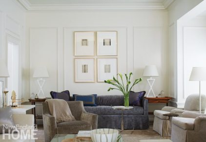 Gauthier Stacy Hingham Transitional Living Room