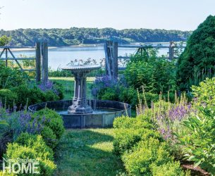 Sustainable Cape Cod Parterre