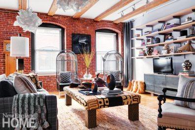 Steven Favreau Living Space